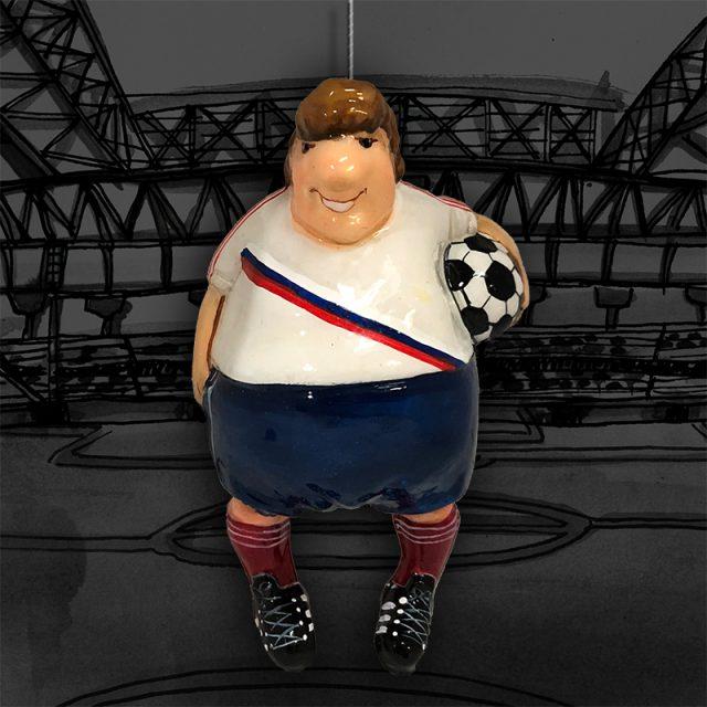 Футболист РОССИИ