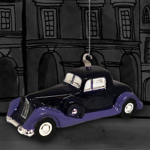 Авто купе fiolet